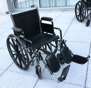 A manual wheelchair